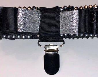 Mixed medium ribbon armband