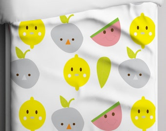 Baby Bedding - Baby bedding Set - Baby Duvet Cover - Toddler Duvet - Toddler Bedding - Crib Bedding - Nursery Bedding - Baby Shower Gift