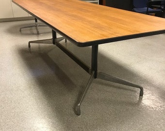 Eames Conference Table, Herman Miller Conference Table