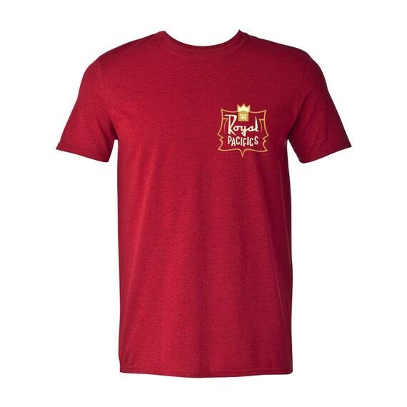 The Royal Pacifics Tiki Crest T-Shirt