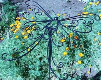 Yard Art - Iron Butterfly huge