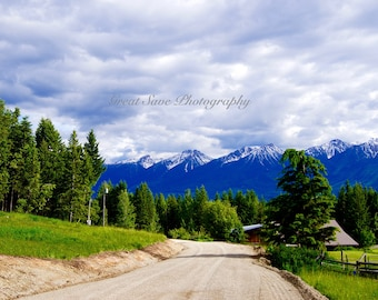 Canadian Rockies, Photography, Home Decor