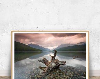 Lake Photography, Large Wall Art Print, Nature Photography, Water Photography, Fine Art Photography, Landscape Print, Nature Prints, Zen Art