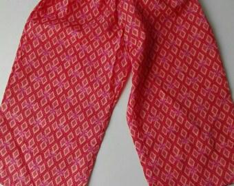 Girls Summer Pants