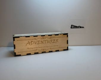 Adventurer Dice Box