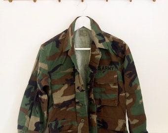 Vintage US ARMY Jacke