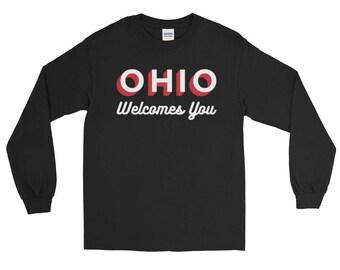 Ohio Welcomes You / Long Sleeve T-Shirt