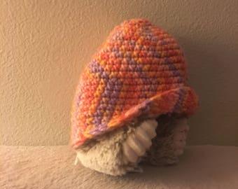 Crochet Infant Beanie 9-12 months