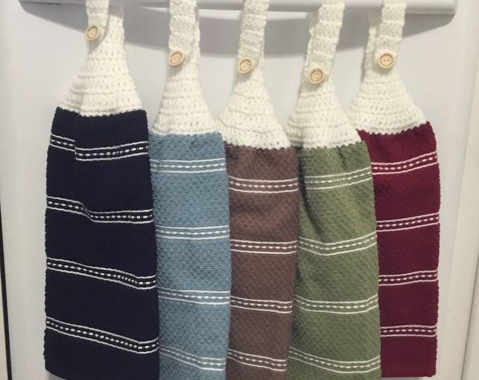 Hanging Kitchen Towel, Kitchen Towel, Hanging Towel