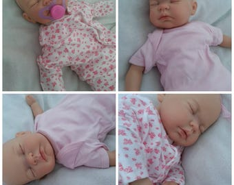 Lifelike Reborn Baby - Girl Or Boy - Painted Hair In A Colour of Your Choice - Made Just For You!