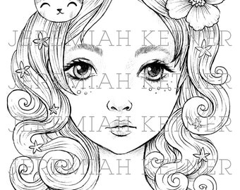 My Everything - Coloring Page