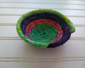 Coiled Fabric Ring Bowl -...