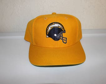Vintage 90's San Diego Chargers Snapback by Twins Enterprise