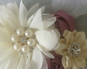 Beautiful extravagant headbands, suitable for newborn to age 10