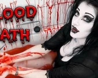 Bathory bloodbath hexbomb bathbomb