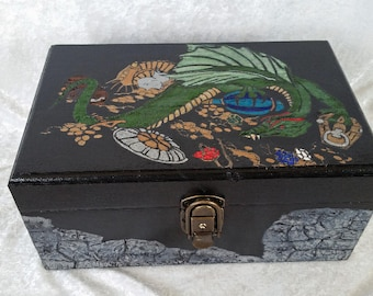Dragon Treasure Box