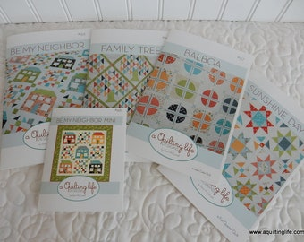Clover Hollow Paper Pattern Bundle