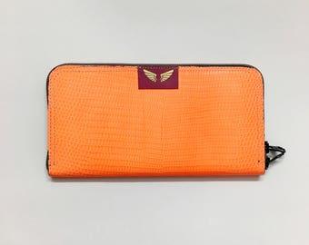 Pouch / Purse / Women wallet / Etui Purse / Wallet / Clutch / Toiletry bag / Leather wallet / Zipper pouch / Unique gift / Gift for her