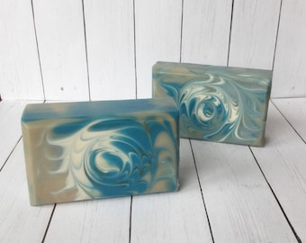 Ocean Soap, Cosmic Soap, Hurricane Soap, Stormy Weather Soap, Tropical Scent Soap, Storm Chaser Gift, Meteorology Gift, Weather Gift