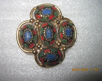 Vintage  SARAH COVENTRY  Brooch.