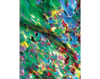 iCanvas Untitled 8 Gallery Wrapped Canvas Art Print by Mark Lovejoy