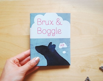 Brux & Boggle --- issue 3