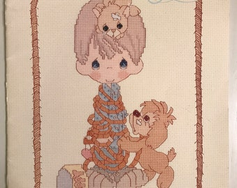 New Designs By Gloria & Pat, PM Counted Cross Stitch, Keep Looking Up, PM-19