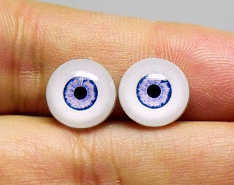 NEW COLOR! Doll eyes 10mm AD2 color Aster