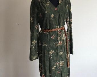 60s Custom-made Vintage Dress