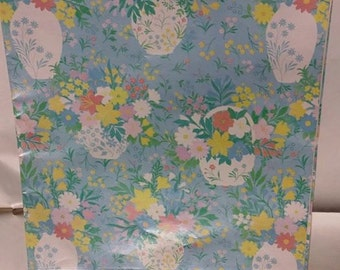 Vintage Spring Wrapping Paper