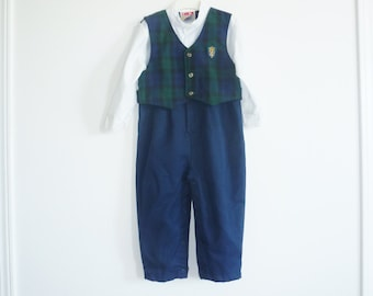 Vintage Boy's Nautical Outfit