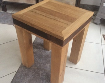 End table or stool