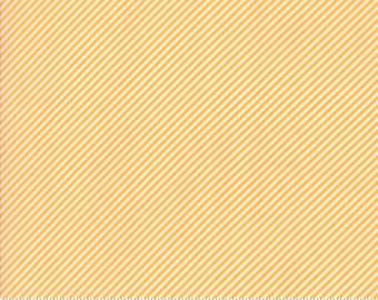 Basics (55071 33) Scrumptious Stripe Orange Bonnie & Camille