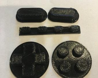 PiGRRL Zero Semiflex Buttons