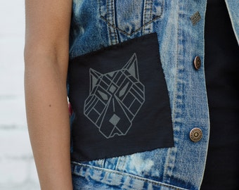 Reflective Sew-on Patches