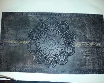 Magic the Gathering - Return to Ravnica Guild Logos - Leather Playmat