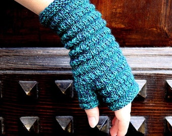 Knitting Pattern (PDF file) Charme Mitts