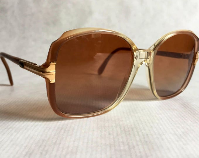 Cazal 142 Col 129 Vintage Sunglasses Made in West Germany New Old Stock