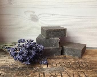 Lavender Soap Sample