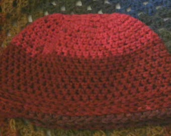 Amour Beanie, hat, beanie, hats, beanies, red hat, burgundy, red, red hats, winter hat, winter fashion, fashion, outerwear, crocheted