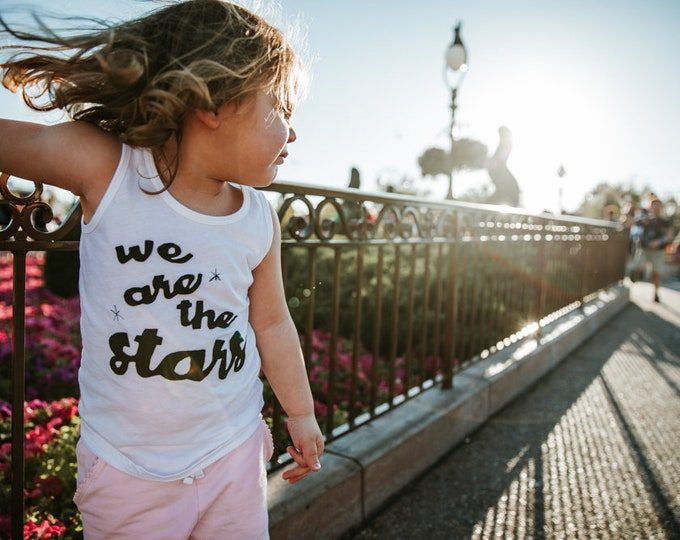 "Swanky Shank ""We Are The Stars"" Tank, Tee or Bodysuit"