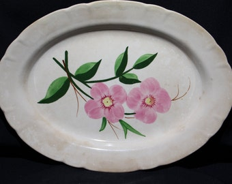 ON SALE NOW:  Vintage Lincolnware Oval Platter