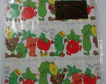 Vintage Gift Wrap, Vintage Wrapping Paper, Hallmark Gift Wrap, All Occasion Gift Wrap