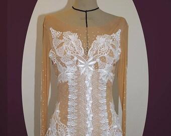 Bride dress made to measure - Evie model