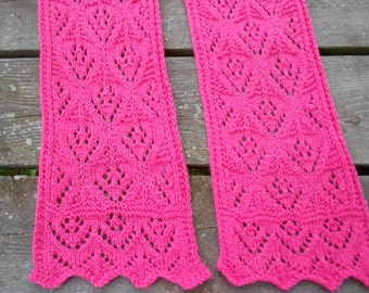Courage Lace Scarf