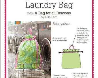 Laundry Bag Sewing Pattern Download (802627)