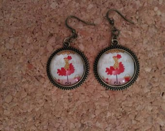 Earrings fashion pattern new and handmade!