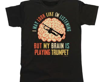 My Brain Is Playing TRUMPET