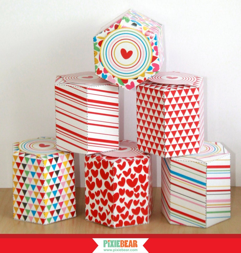 Favor box templates with free printable gift stickers gift zoom negle Choice Image