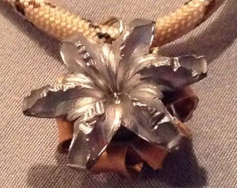 Bullet Blossom Necklace